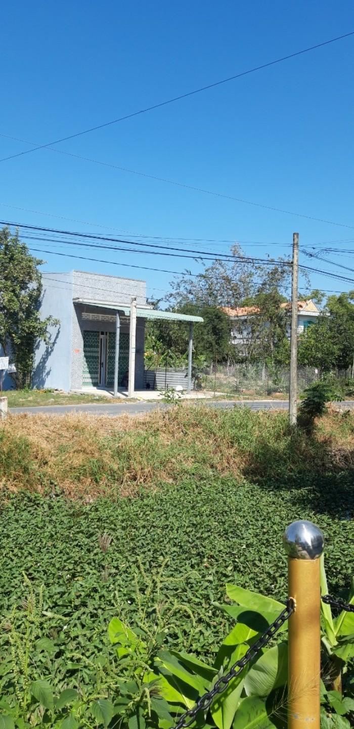 Bán đất 204m2 ngay khu Công Nghiệp cầu Tràm gần chợ Bình Chánh
