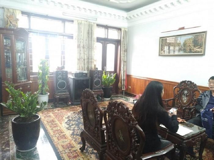 Nhà MP Quang Trung -  Hà Đông 101m2 x 4T, MT = 5m Nhà vuông vắn