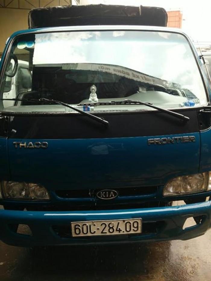 Bán xe tải cũ kiA k165 2016 2t4 giá tốt 2