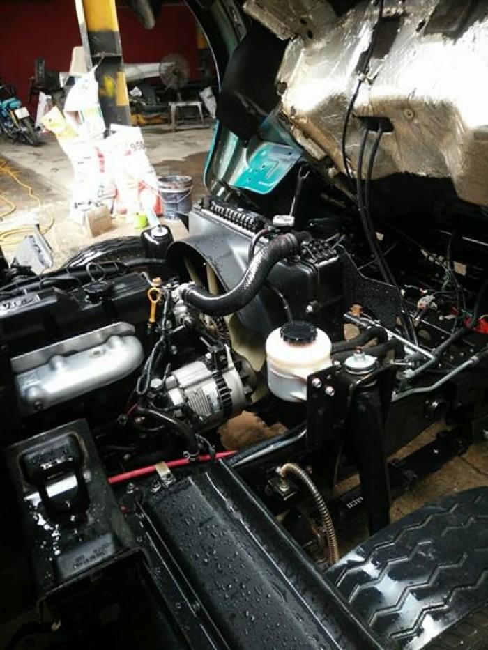 Bán xe tải cũ kiA k165 2016 2t4 giá tốt