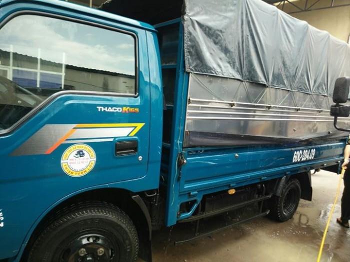 Bán xe tải cũ kiA k165 2016 2t4 giá tốt 5