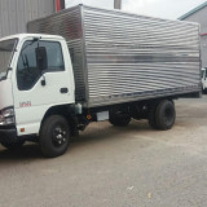 Isuzu 2.9 tấn thùng kín – QKR77HE4