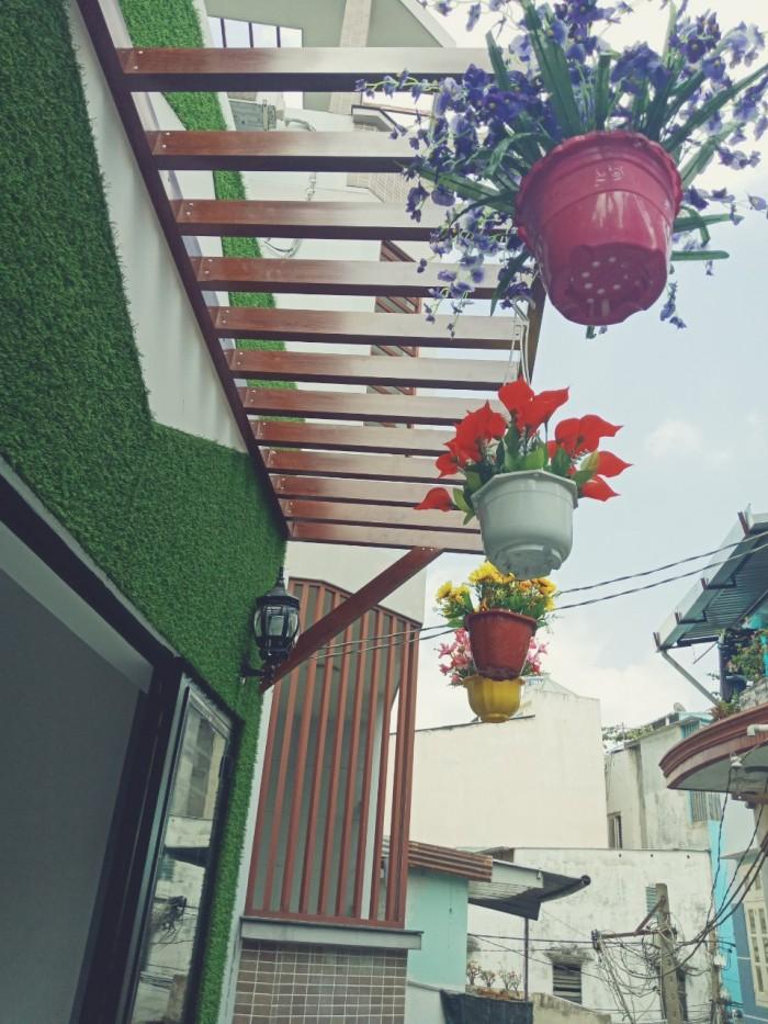 Bán nhà hẻm Tôn Đản phường 8 quận 4 TP HCM