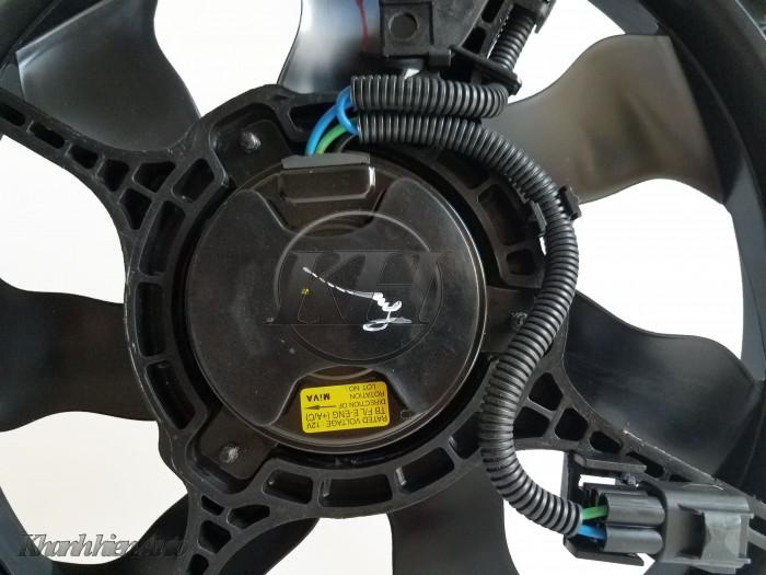 Quạt két nước Hyundai Getz - 253801C860