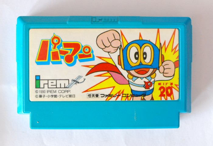 Băng Famicom Perman1