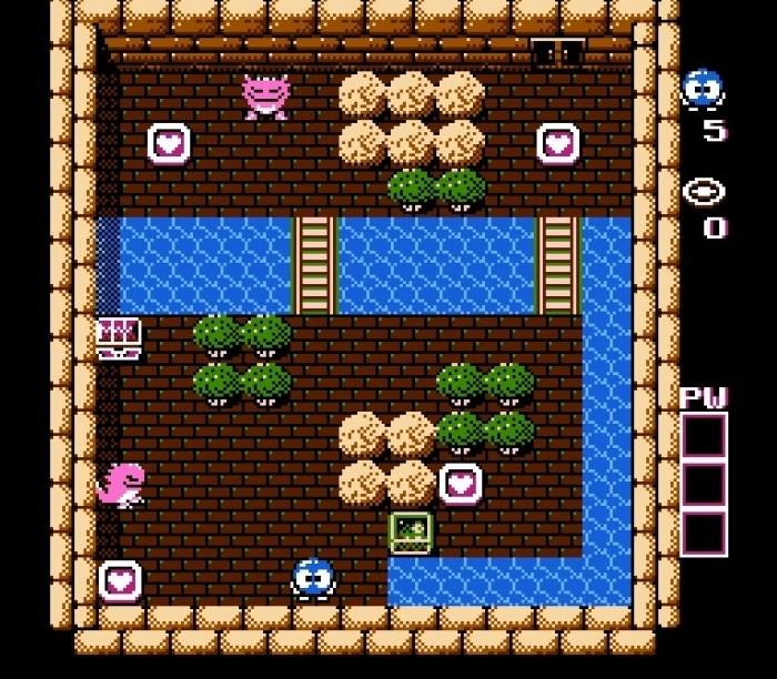 Băng Famicom Adventure Of Lolo4
