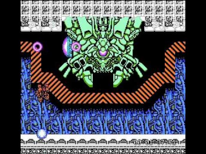 Băng Famicom Juuryoku Soukou Metal Storm5