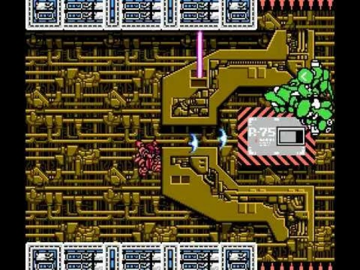Băng Famicom Juuryoku Soukou Metal Storm4