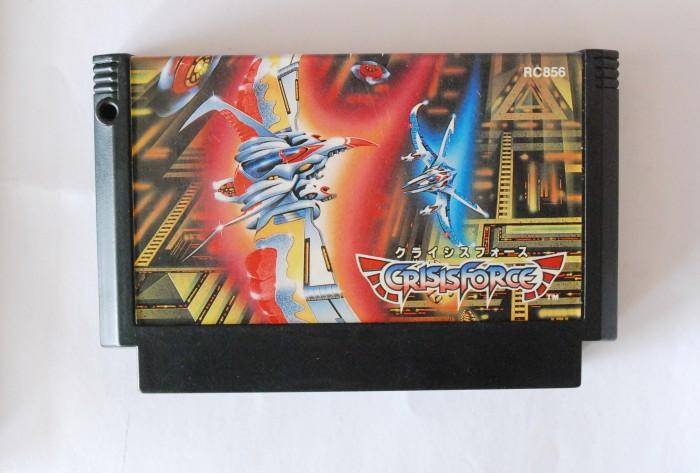 Băng Famicom Crisis Force0