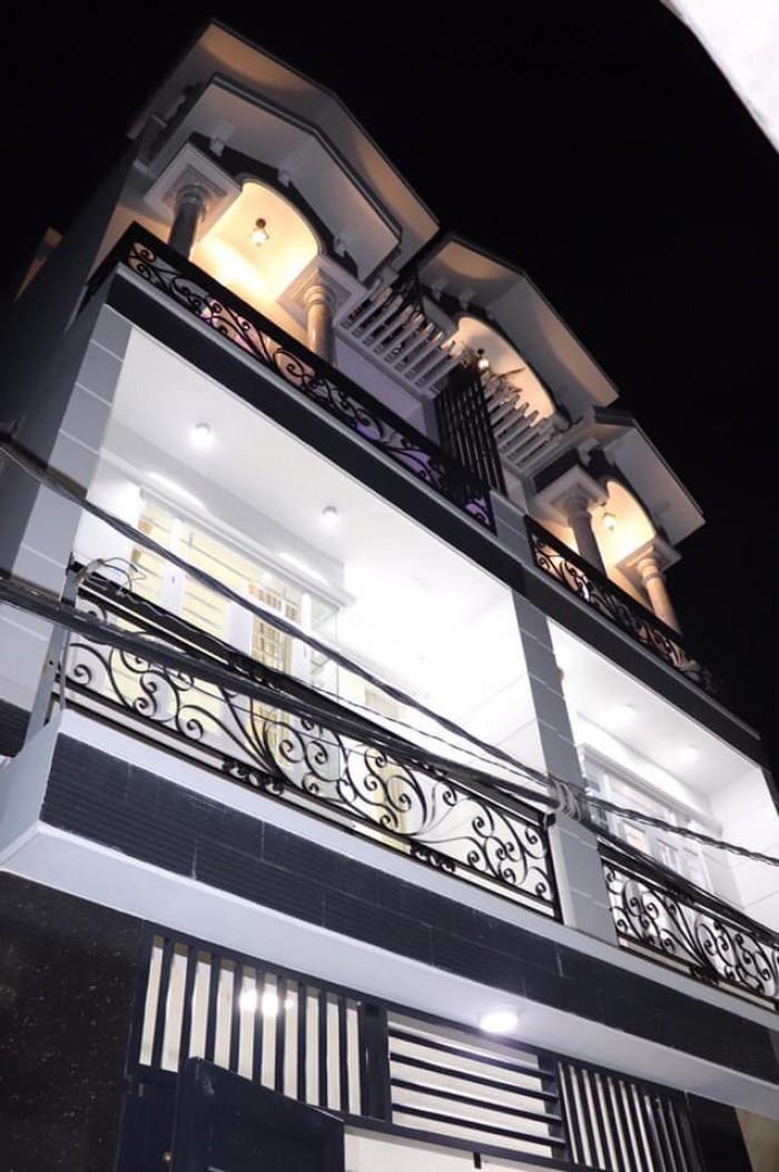 Chính chủ cần bán nhà riêng 64m2 đường số 4, p16, quận Gò Vấp, dọn vào ở ngay