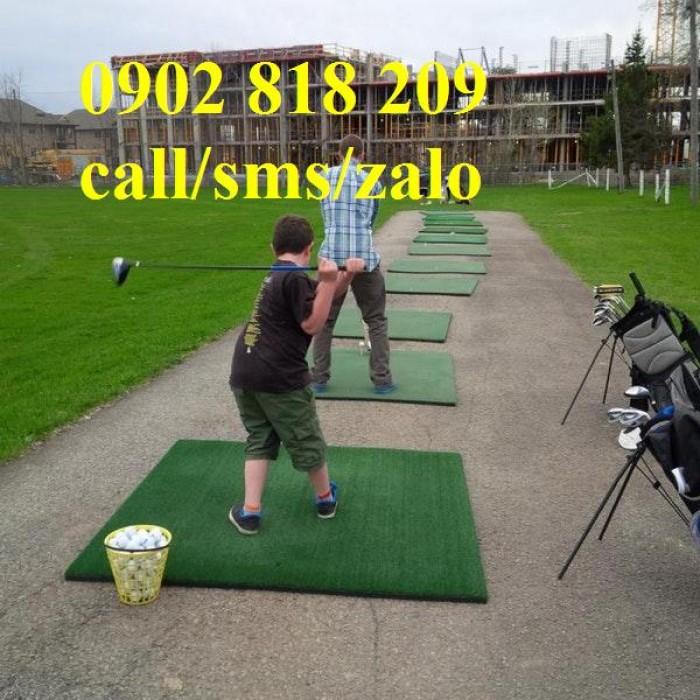 Thảm phát banh golf TP2D2