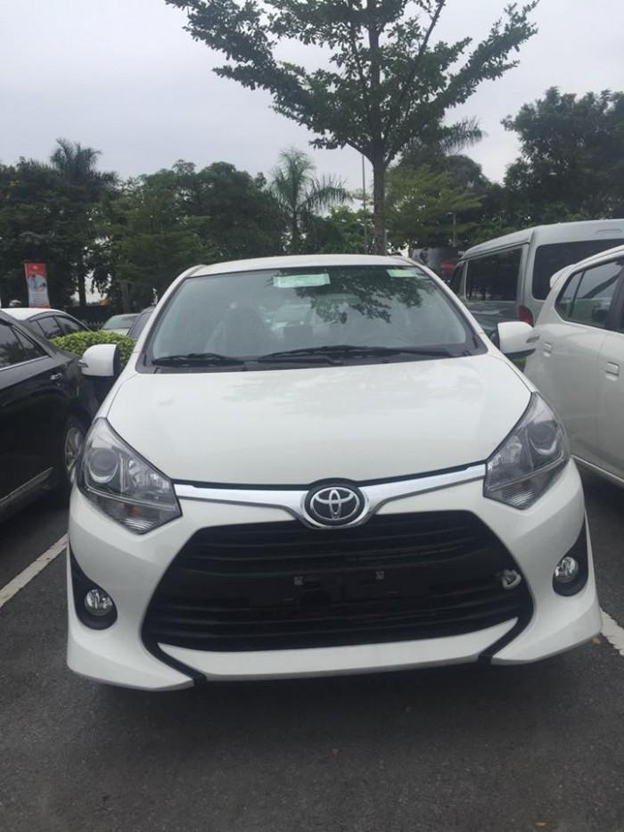 Toyota Wigo sản xuất năm 2018 Số tay (số sàn) Động cơ Xăng
