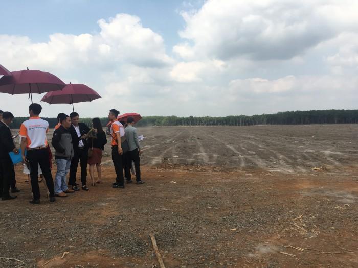 Đất nền giá rẻ Bình Phước, ngay khu công nghiệp BECAMEX, SHR, giảm ngay 3% khi thanh toán