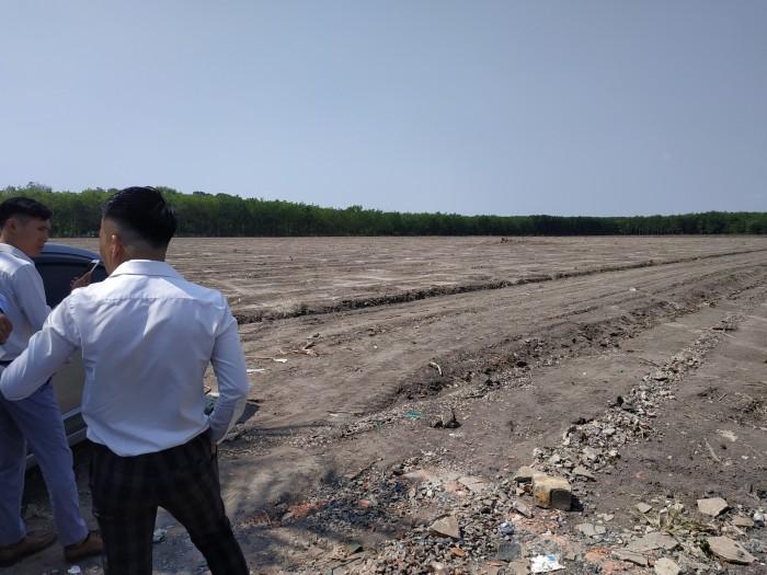 Đất nền ngay KCN nằm mặt tiền đường 600 triệu/1000m2.