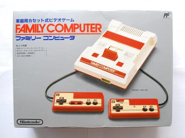 Máy Famicom RF 19892