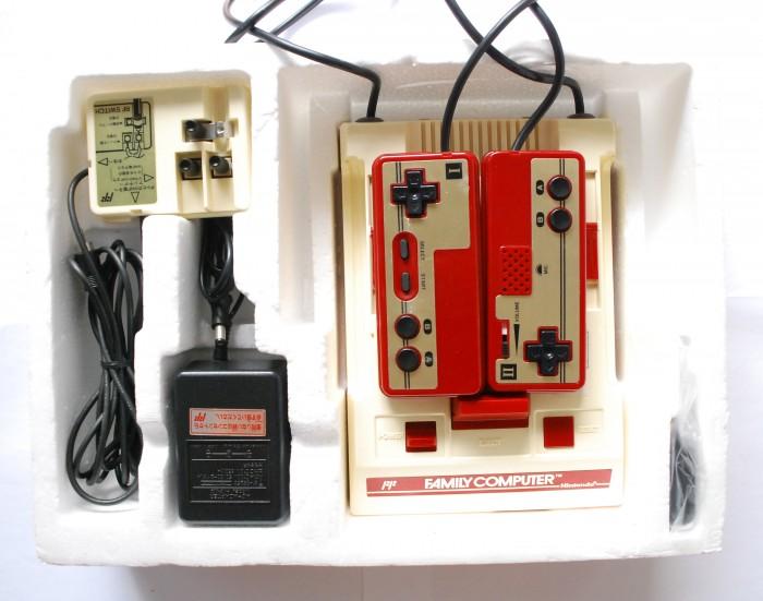 Máy Famicom RF 19891