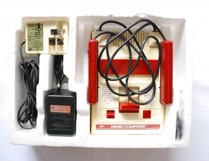 Máy Famicom RF 19890