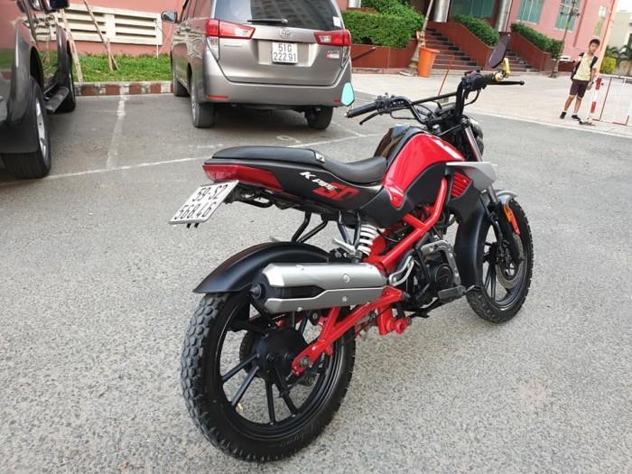 Bán Kymco K-Pipe 125cc 2016 Kiểu Dáng Ducati Tuyệt Đẹp - Chính Chủ