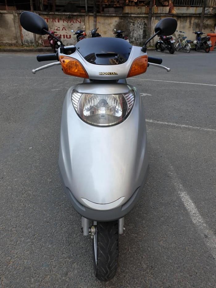 Bán Honda Spacy 100 Xám Bạc Mới Đẹp Long Lanh Chínhchủ