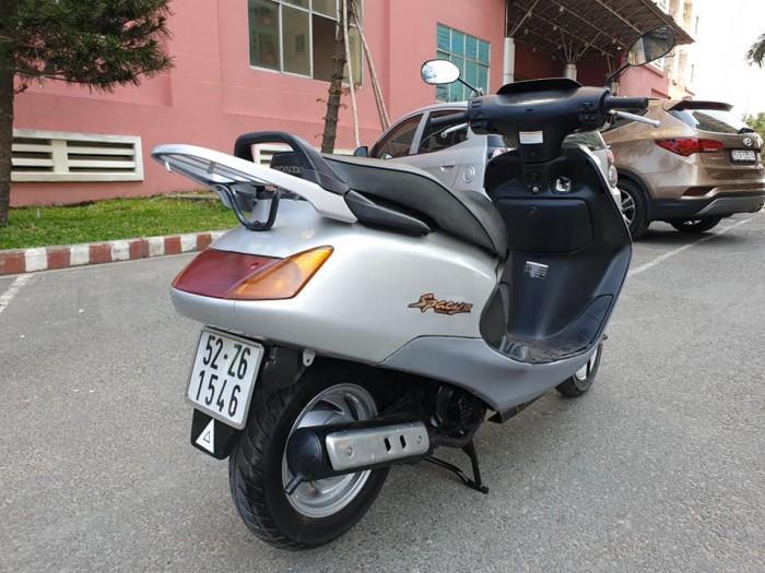 Bán Honda Spacy 100 Xám Bạc Mới Đẹp Long Lanh Chínhchủ 3