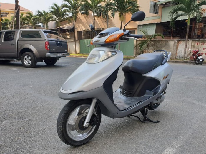 Bán Honda Spacy 100 Xám Bạc Mới Đẹp Long Lanh Chínhchủ 7