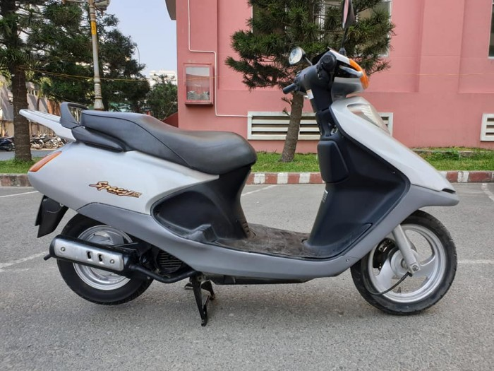 Bán Honda Spacy 100 Xám Bạc Mới Đẹp Long Lanh Chínhchủ 4