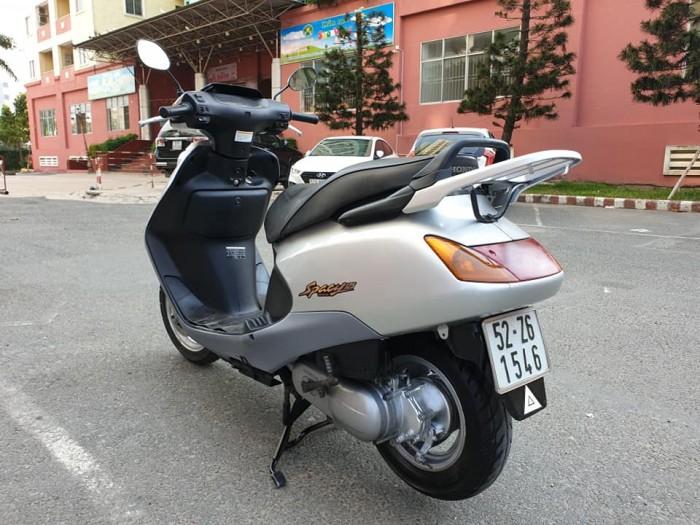 Bán Honda Spacy 100 Xám Bạc Mới Đẹp Long Lanh Chínhchủ 5