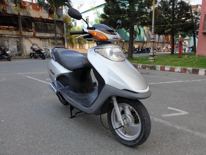 Bán Honda Spacy 100 Xám Bạc Mới Đẹp Long Lanh Chínhchủ 2