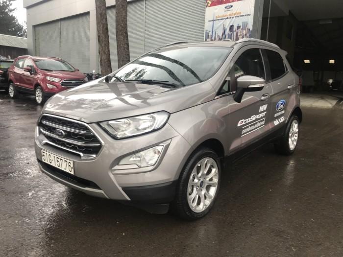Bán Ecosport Titanium sx 2018