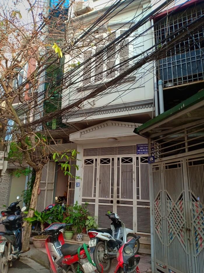 Bán nhà 4 tầng ngõ 120 Trần Cung, Nghĩa Tân, Cầu Giấy