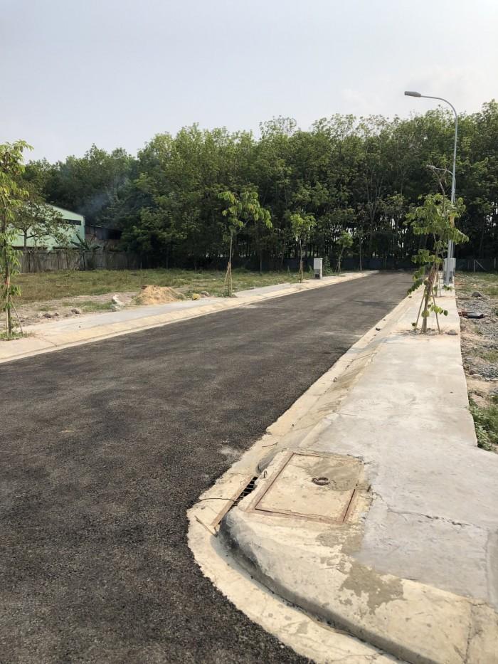 Bán đất nền tại thị Trấn Củ Chi – Tp Hồ Chí Minh