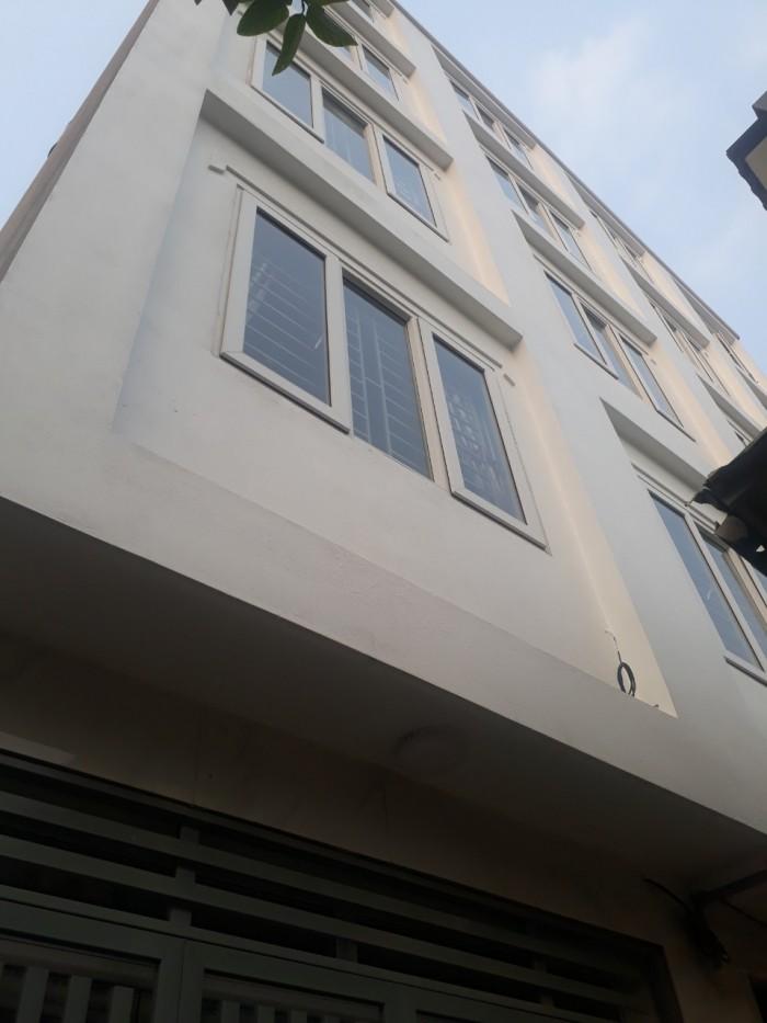 Nhà 4 tầng rẻ đẹp nhất Tả Thanh Oai, 33m2, full nội thất, ô tô tải đỗ 30m