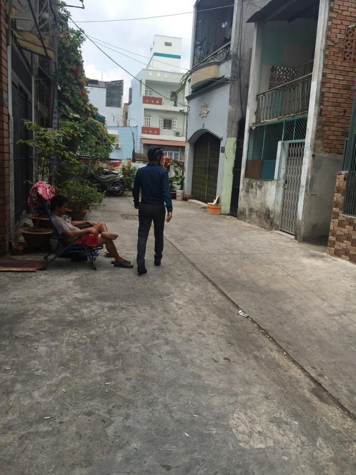 Bán gấp căn nhà đường Bùi Thế Mỹ, Quận Tân Bình