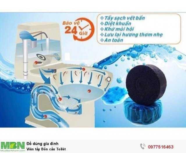 Viên tẩy Toilet túi 10 viên2