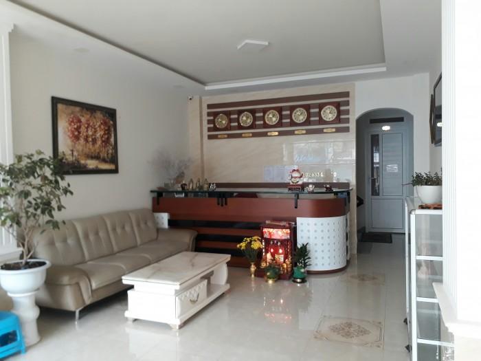 Bán nhà 4 tầng, Nguyễn Thị Nghĩa, P.2, 85m2, liên kế