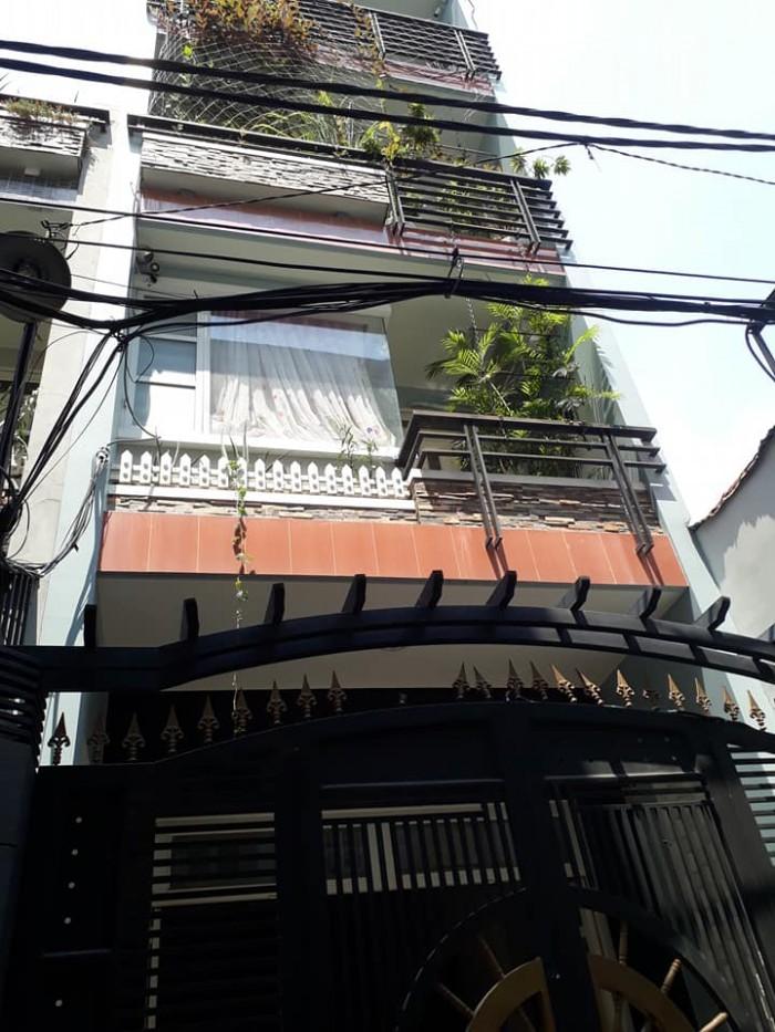 Bán nhà Tân Bình HXH Lạc Long Quân 3 tầng ở ngay