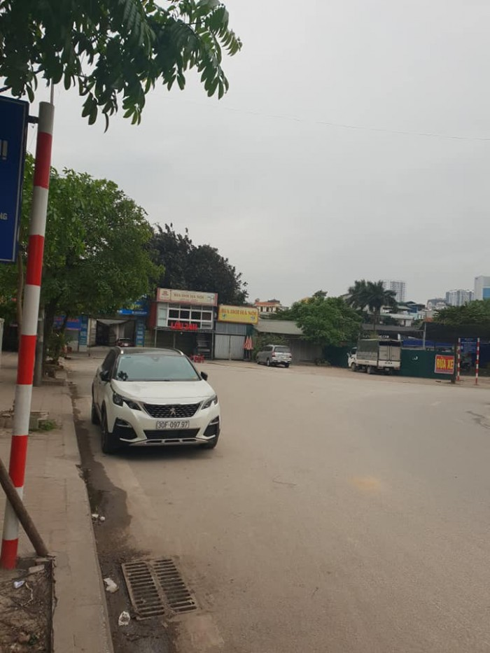Bán nhà mặt phố Miếu Đầm, Nam Từ Liêm, 65m2,MT 4.8m