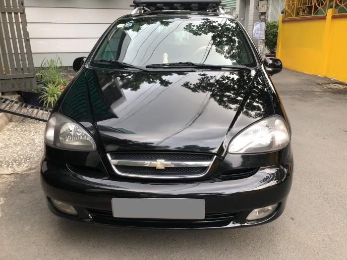 Chevrolet Vivant sản xuất năm 2009 Số tay (số sàn) Động cơ Xăng