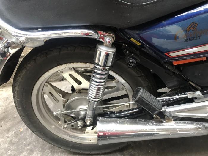 Xe Honda Custom LA 250