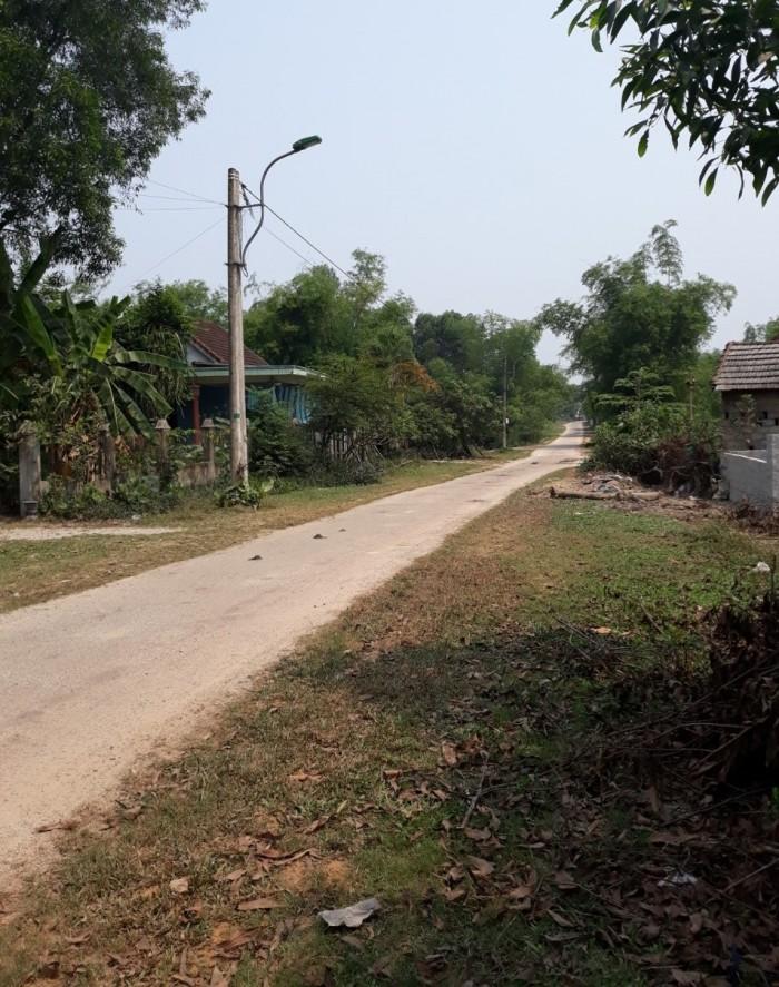 Cần bán đất đường Nguyễn Văn Chính - Hương Thủy - TT Huế