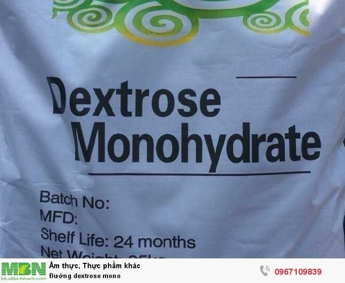 Đường dextrose mono1