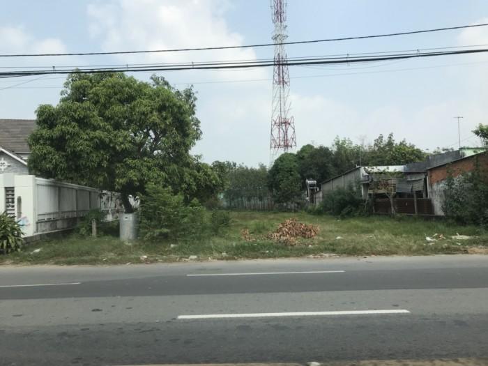 Cần tiền đi du học 285m2 thổ cư ngang khủng đất Mặt Tiền Nguyễn Văn Tạo