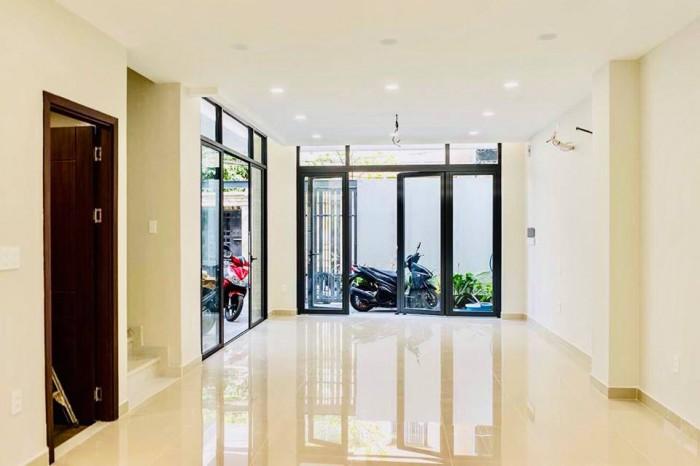Villa mini Hồ Văn Huê, Phú Nhuận, 120m2, lô góc 2 mặt tiền.