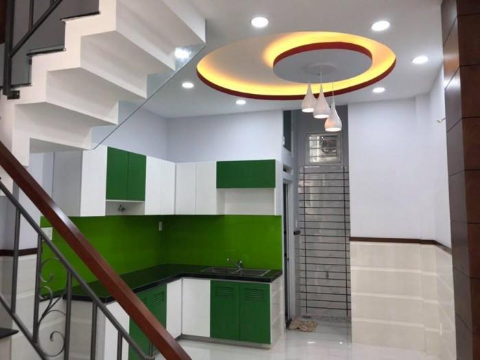 Bán nhà mới HXH Quận Tân Bình Đường Âu Cơ 4 tầng