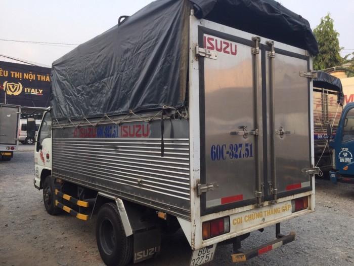 Isuzu qkr thùng mui bạt tải 2 tấn đời 2016