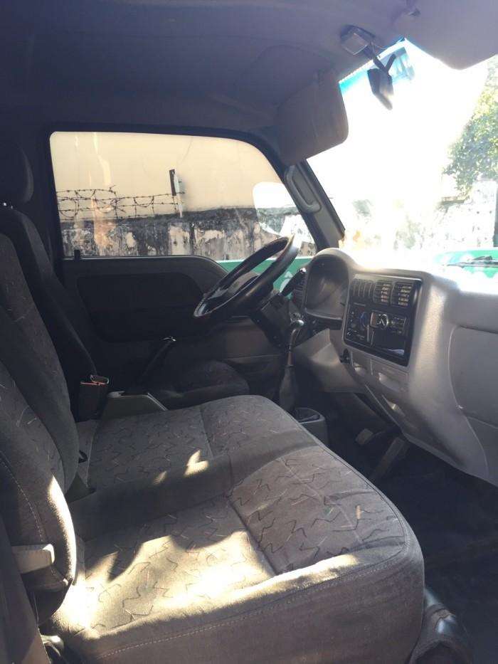 Kia k165 cũ sx 2016 thùng mui bạt đã qua sử dụng