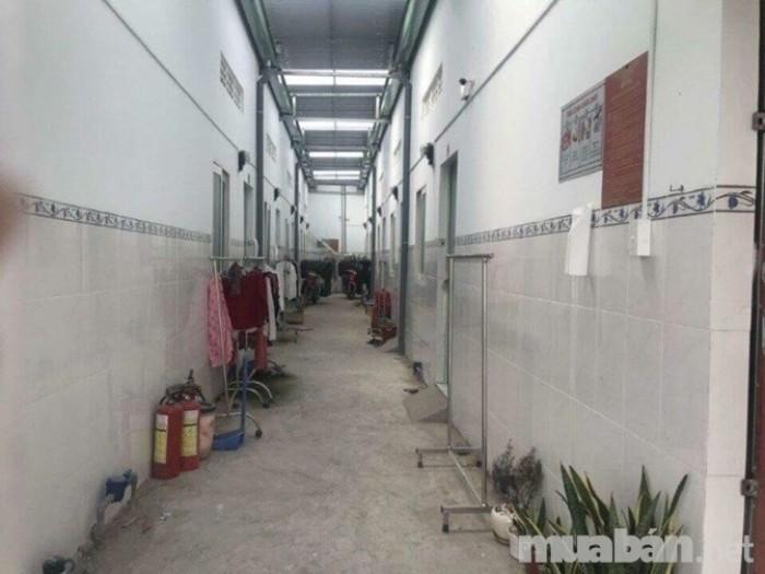 Cần tiền mở rộng kinh doanh bán dãy trọ 20 phòng 367m2 mt bình trị đông quận Bình Tân