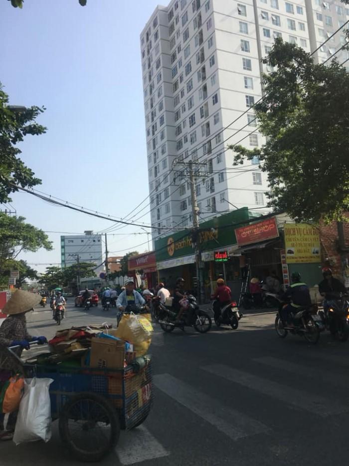 Mặt tiền kinh doanh Bình Long 4.1 x 23.5m, cấp 4