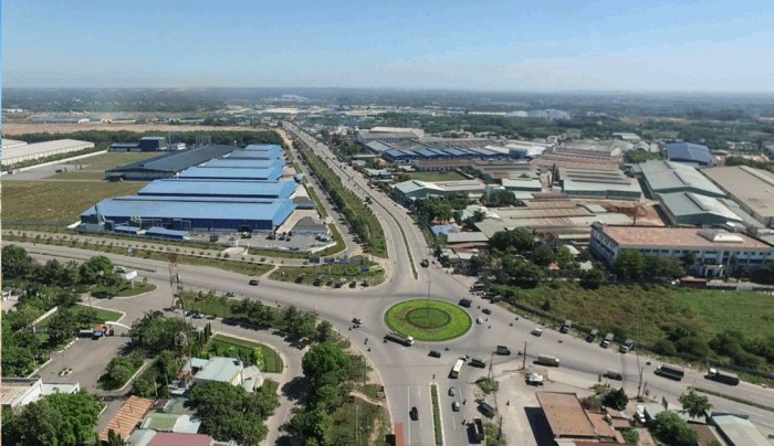 Đất nền dự án KDC Nam Tân Uyên, tình Bình Dương giá tốt nhất thị trường đất nền