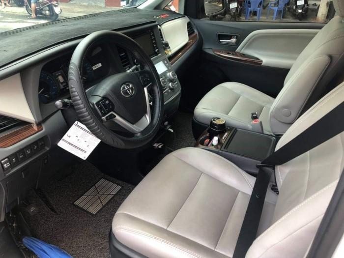 Cần bán Toyota Sienna Limidted 2018, màu trắng, nhập khẩu Mỹ Siêu Siêu Lướt 5000km. Liên hệ : 0982.842838